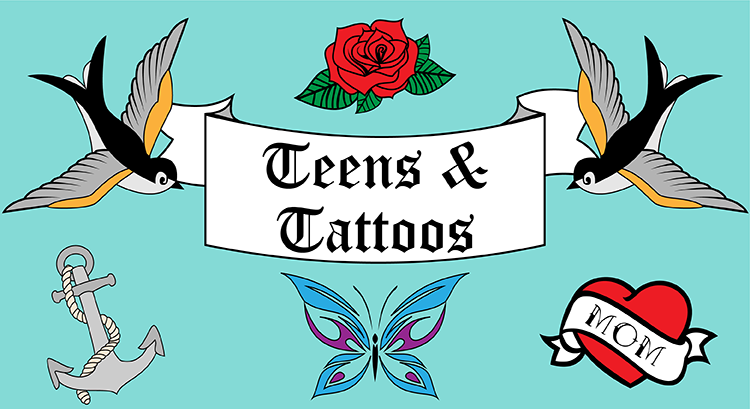 Tensions over teen tattoos