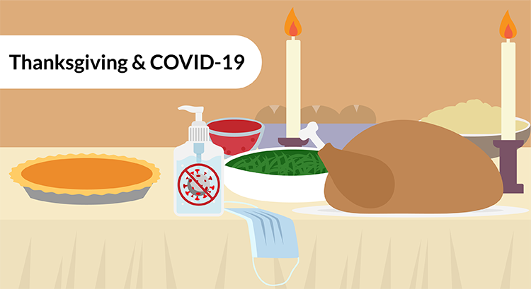 Family Thanksgiving plans in the time of COVID-19