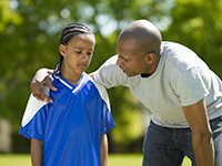 Head smart? Parents get confidence boost from concussion education