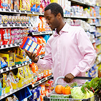 Nutrition Facts: How moms and dads view labels differently